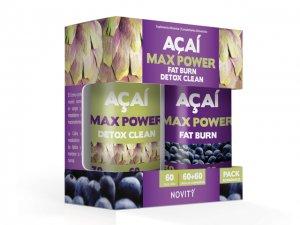 ACAI MAX POWER 60 + 60