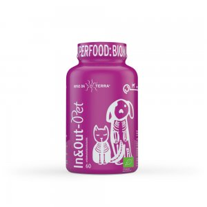 In & Out Pet 60 capsules