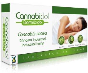 Cannabidol Dormibidol con cannabis 40 cápsulas