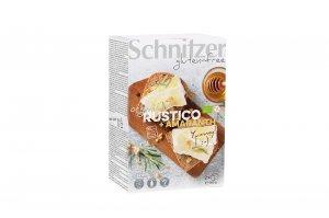 Bio Rustico + Amaranth Gluten Free 2 x 250 gr.
