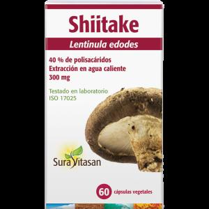 Shiitake 60 capsules