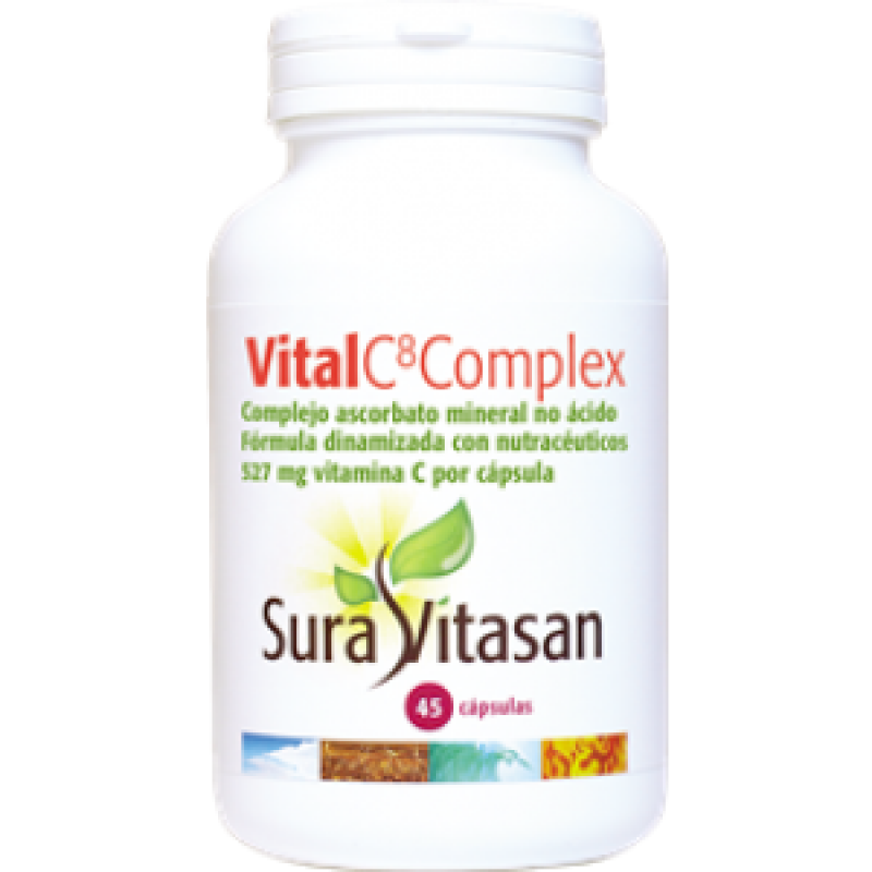 Vital C8 complex 1,994 mg 45 capsules