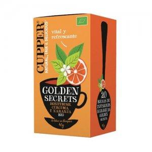 Cupper Tea Golden Secrets 20 bags