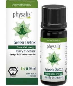 GREEN DETOX - detox 10 ml