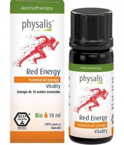RED ENERGY - vitality 10 ml