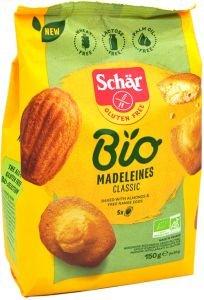 BIO Madeleines Classic Gluten Free