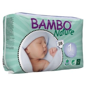 Diaper 1 newborn from 2 to 4 kg