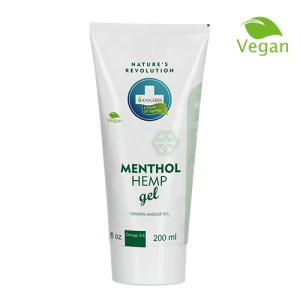 CBD MENTHOL COOLING GEL 75 ml