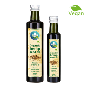 ANNABIS 100% ORGANIC Hemp Oil 250 ml