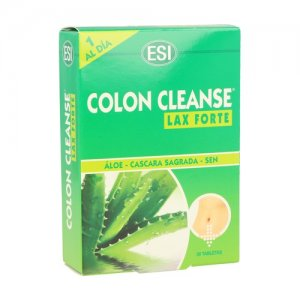 ESI Colon Cleanse Lax Forte 30 tablets