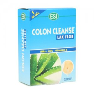 Colon Clean Lax Flor from Esi 30 tablets