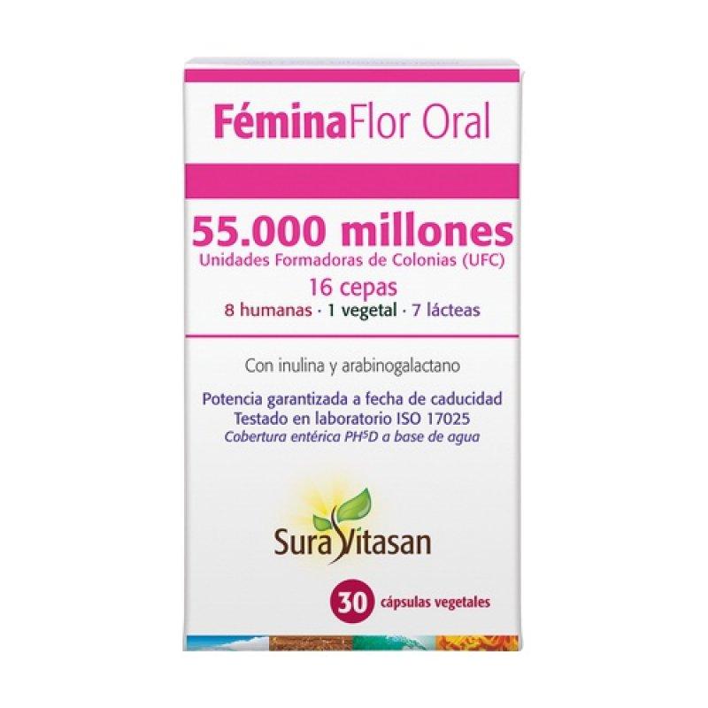 Femina Flor Oral 30 capsules