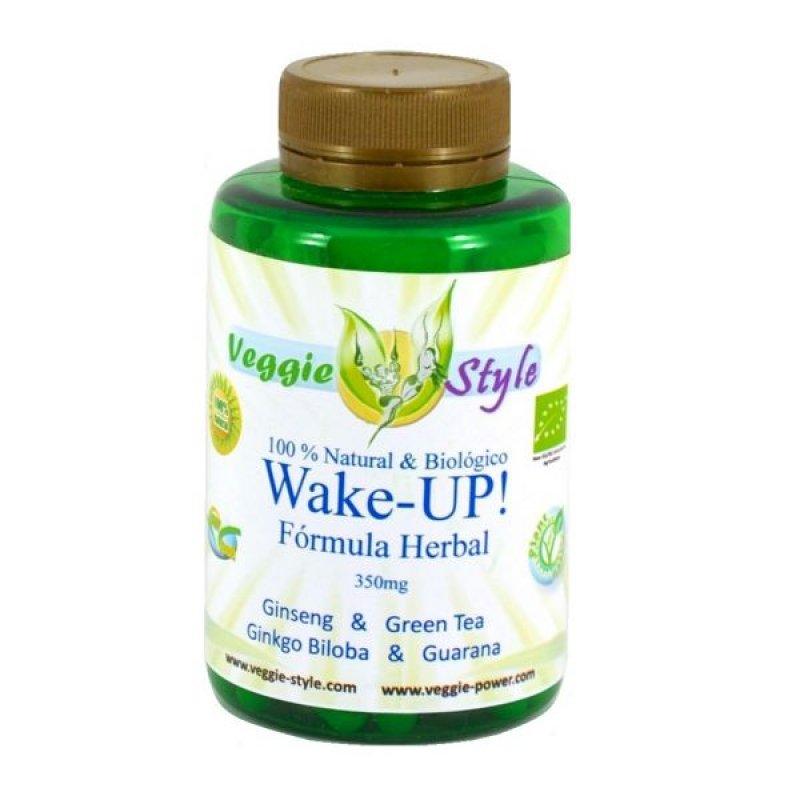 Wake Up 350 mg 100 vcaps of Veggie Style Bio