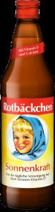 Rotbäckchen Sonnenkraft 750 ml Rabenhorst