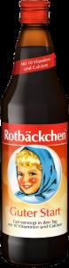 Rotbäckchen Good start 750 ml Rabenhorst