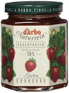 Darbo Fruchtreich Garden Strawberry 200 gr.