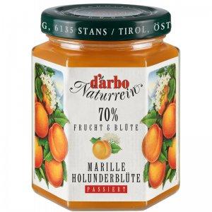 Darbo fruit rich elderflower 200 gr.