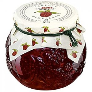Darbo strawberry jam 640 gr.