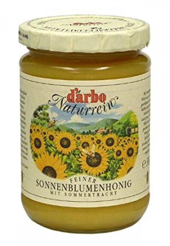 Darbo Cremiger Sonnenblumenhonig 500 gr.