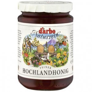 Darbo fine highland honey 500 gr.