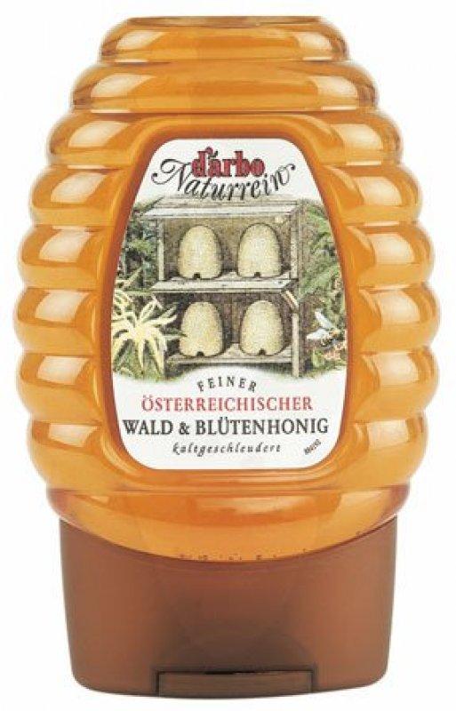 Darbo honey dispenser forest and blossom honey 300 gr.