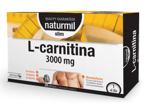 L-CARNITINE 3000 MG 20 x 15 ML AMPOULES