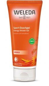 Arnica sports shower gel 200 ml