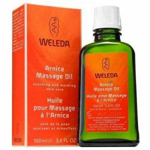 ARNICA OIL FOR MASSAGE 50 ml WELEDA