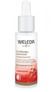 Pomegranate Firming Face Oil 30 ml Weleda