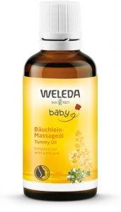 Belly massage oil 50 ml Weleda
