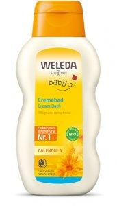 Calendula cream bath 200 ml Weleda