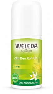 Citrus 24h Deodorant Roll-On 50 ml Weleda