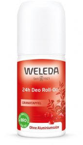 Pomegranate 24h Deodorant Roll-On 50 ml Weleda