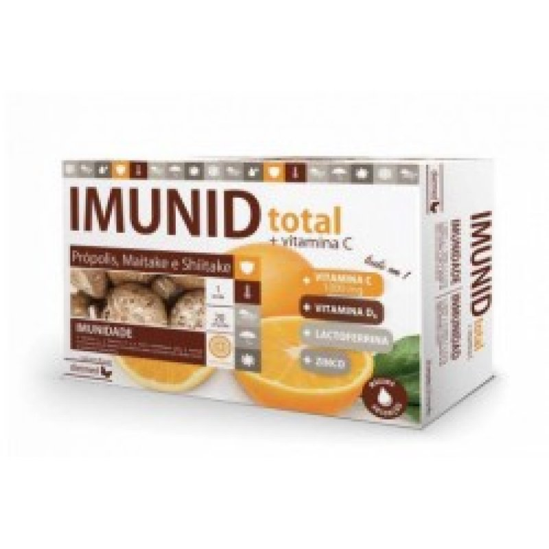 IMUNID TOTAL + VITAMIN C 20 X 15 ML AMPOULES