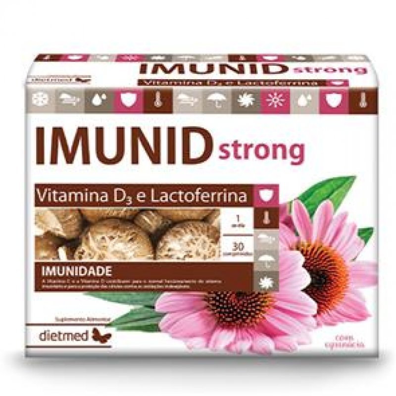 IMUNID STRONG + ECHINACEA 30 TABLETS