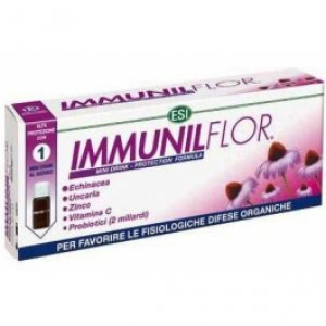 Immunilflor Mini Drink 12 vials