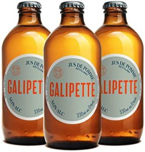 Galipette cider without alcohol