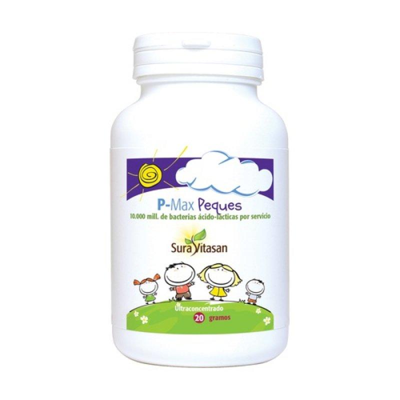 Pediatrics and Probiotics Max Peques 20 g powder