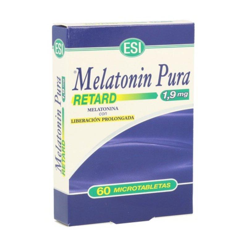 Melatonin Retard 60 tablets