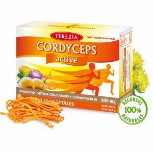 CORDYCEPS ACTIVE 60 CAPSULES