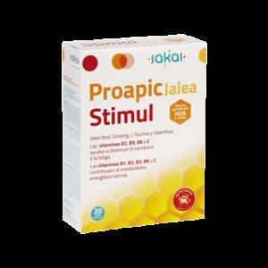Proapic Jelly Stimul 20 Fläschchen