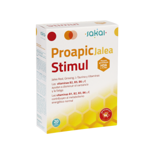 Proapic Jelly Stimul 20 vials