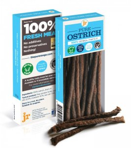 Pure ostrich meat sticks 50g 20 pieces