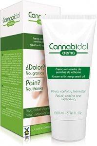 Cannabidol Cream 75 ml Tegor