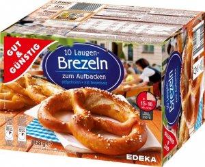 GUT & GÜNSTIG 10 pretzels 868 gr.