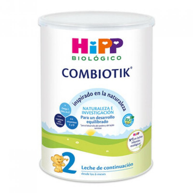 Hipp Combiotik 2 - organic follow-on milk from 6 months