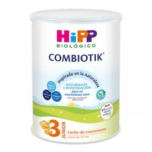 Hipp Combiotik 3 - organic milk 600 gr.