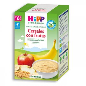 Cereals with fruits 600 gr. From 6 months