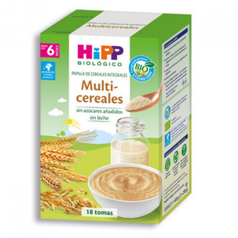 Multigrain 400 gr. From 6 months