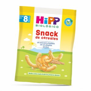 Worm-shaped muesli snacks 30 gr. From 8 months